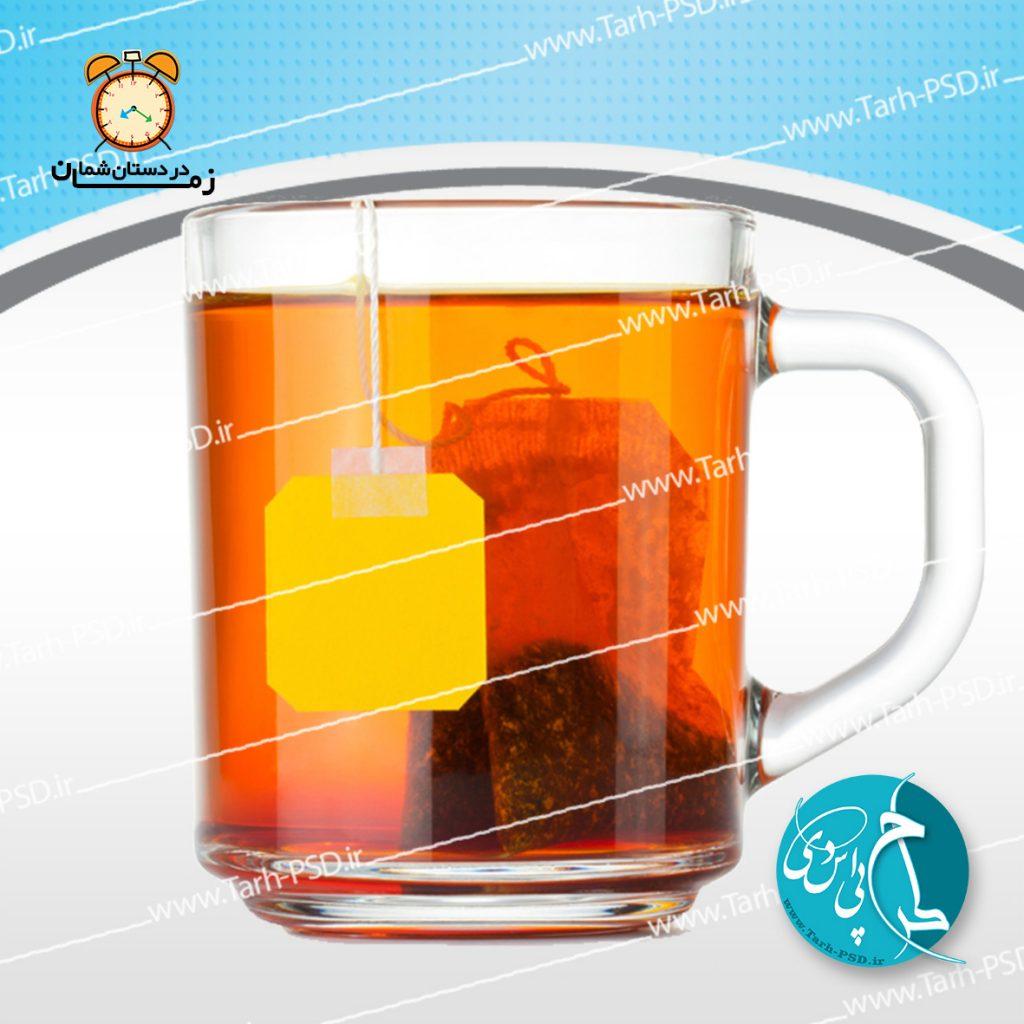 عکس با کیفیت دوربری شده چای کیسه ای 001